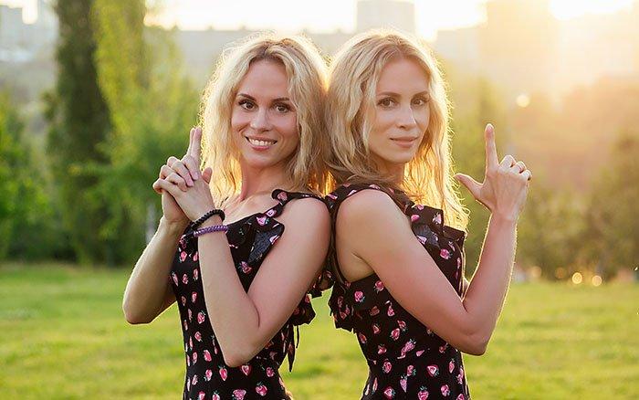 Verfügen eineiige Zwillinge über die gleiche DNA?