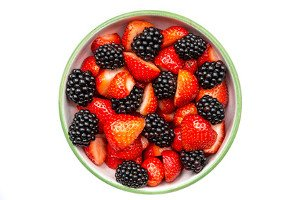 Obst und Gemüse enthalten besonders viele Antioxidantien