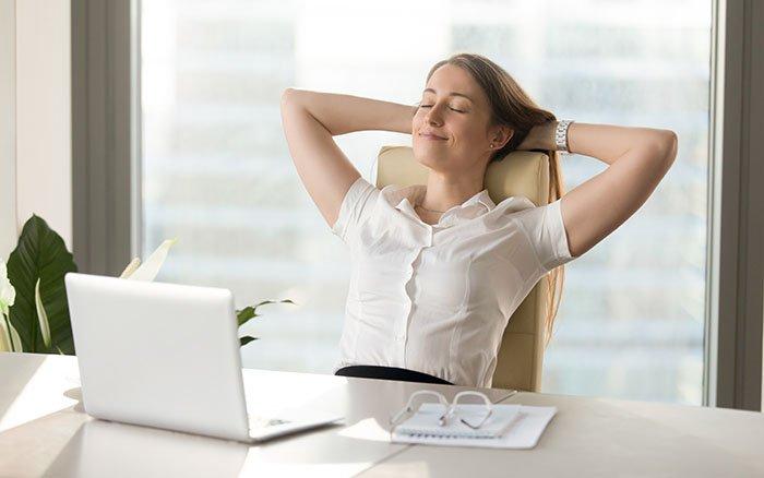 Alltag im Büro: Wie sieht ein gesunder Arbeitsplatz aus?