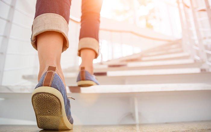 7 einfache Tipps für mehr Bewegung im Alltag