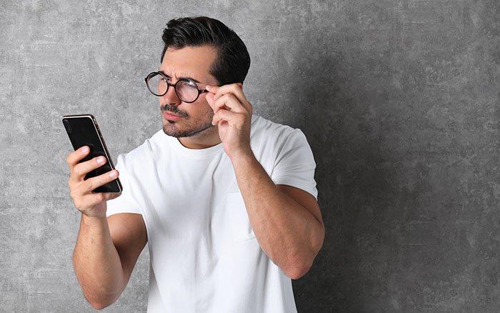 Smartphone-Nutzung führt immer öfter zu Kurzsichtigkeit