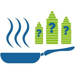 Welches Öl ist zum Braten am besten geeignet? Worauf solltest Du beim Kauf achten?