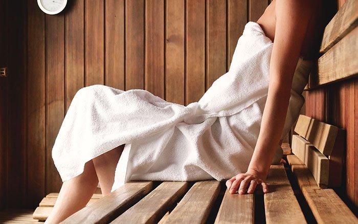 Sauna bei Erkältung - Gesundheitsfördernd oder eher schädlich?